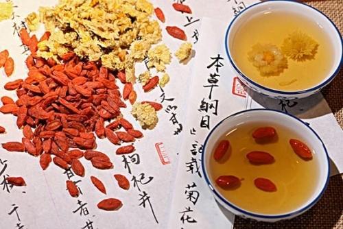 北京好中医给您说说菊花茶适合冬天喝吗?
