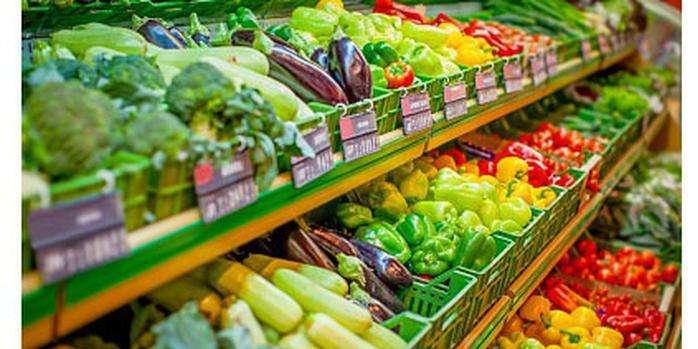 北京好中医分析:超市里的蔬菜水果被人摸来摸去,会有新型冠状病毒存活?